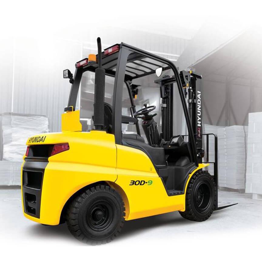 Hyundai Diesel Forklift