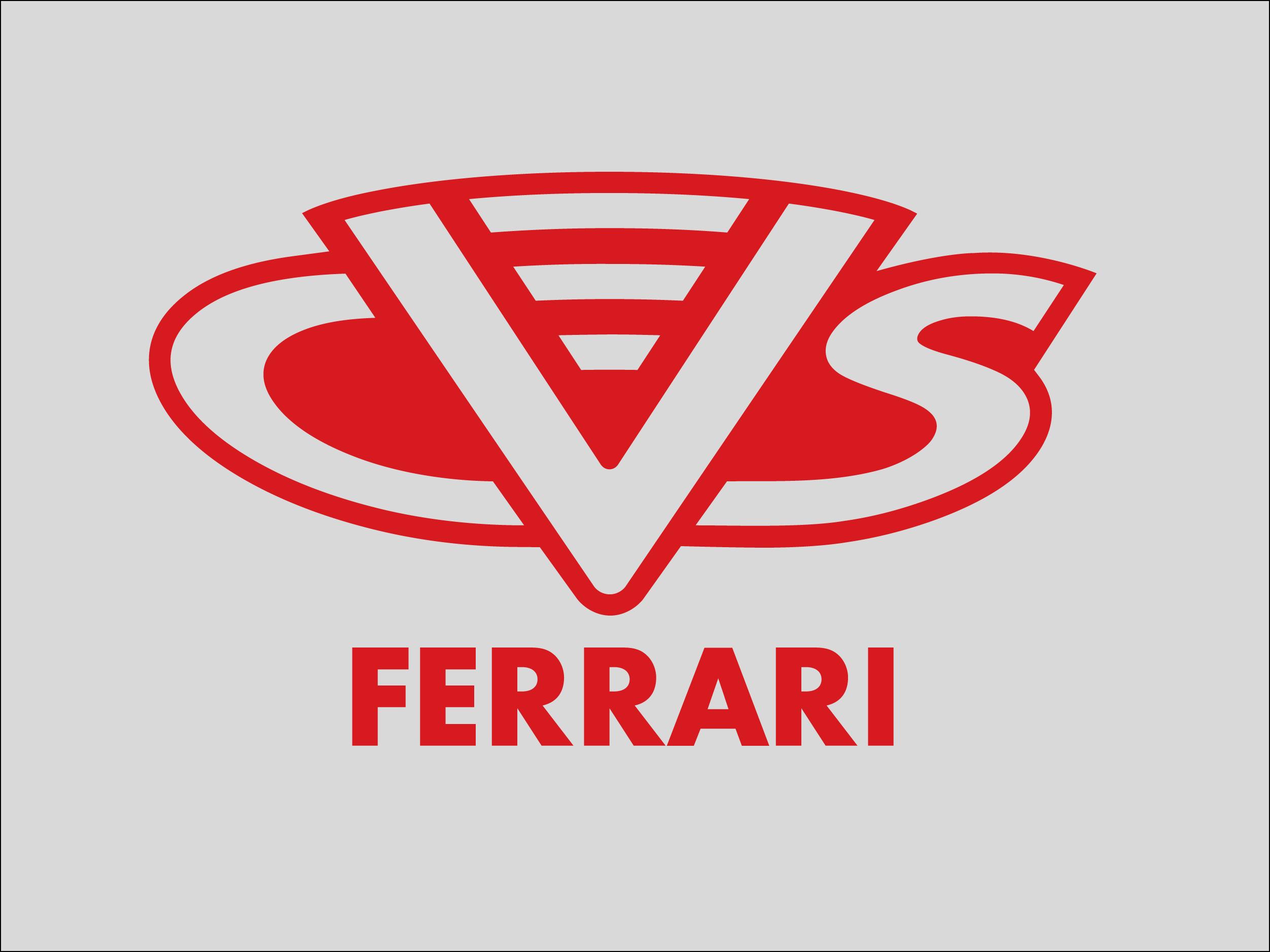 CVS Ferrari Logo