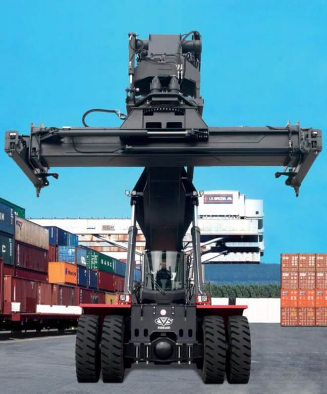 Intermodal handling