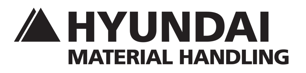 Hyundai white Logo