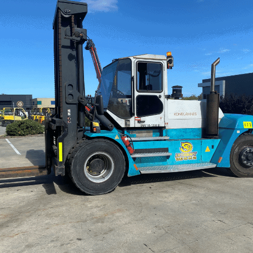Pre owned forklifts for sale in Perth
