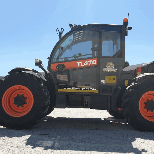 Pre owned forklift for sale