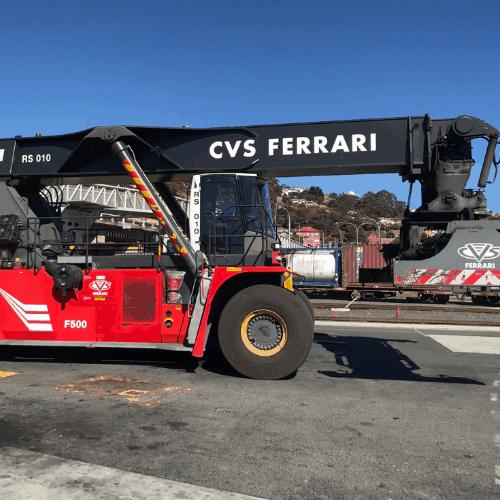 Ferrari second hand forklift for sale