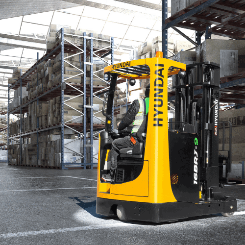 Hyundai High PerformanceWarehouse Forklift
