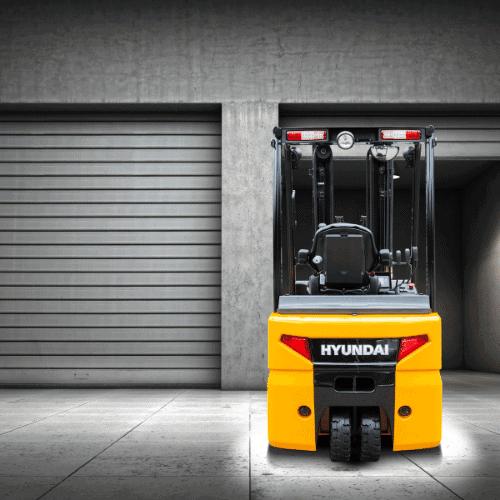 Hyundai High Performance Electric Forklift
