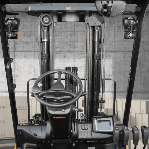 Hyundai Forklift Cabin