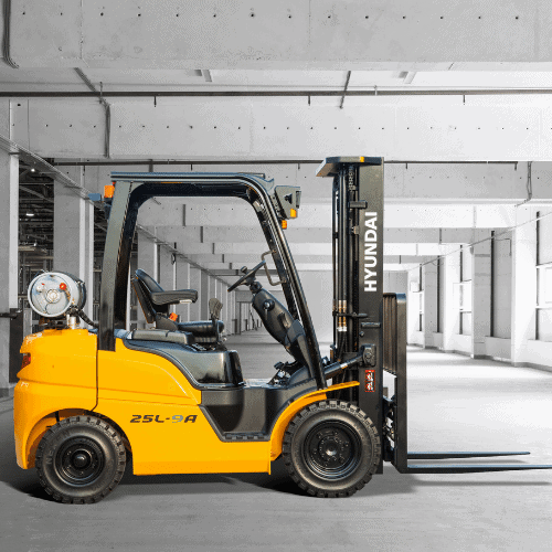 Hyundai High Performance LPG Forklift