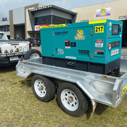 Mobile generators Karratha
